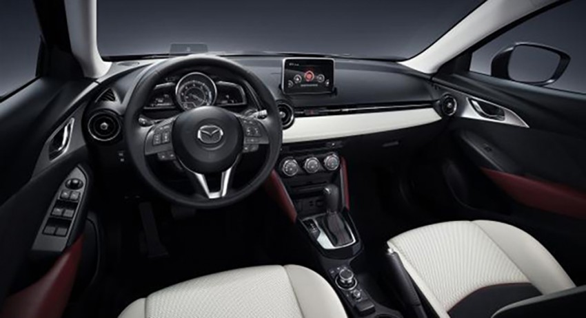 Mazda CX-3 – new B-segment SUV officially unveiled Image #289208