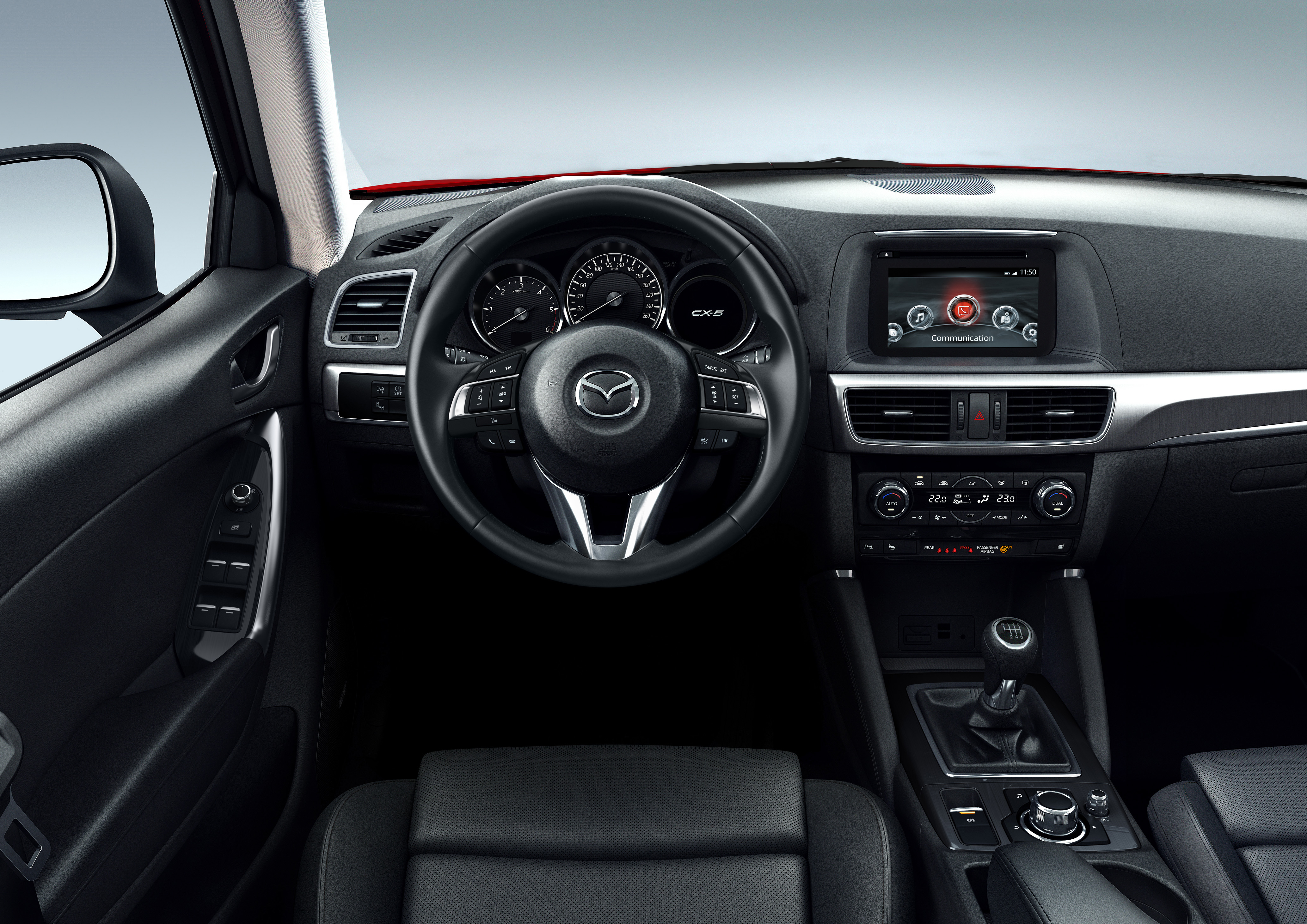 Mazda CX-5 facelift appears at LA with minor upgrades Image 289632