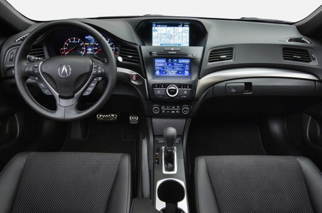 2016 Acura ILX - 2.4L, 8-speed DCT across the board