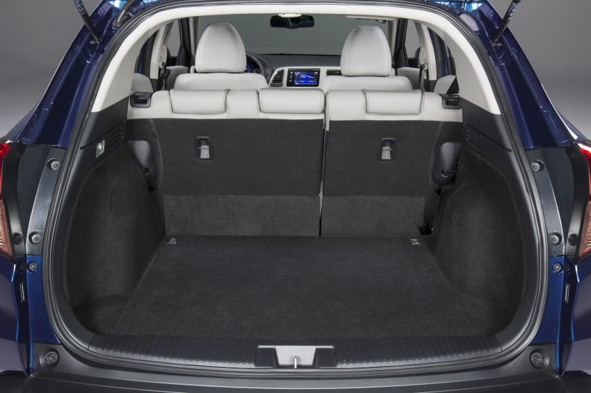 Honda HR-V – US-spec gets 1.8L, six-speed MT option Image #289714
