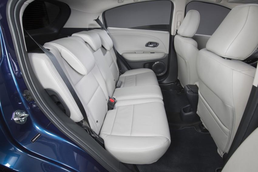 Honda HR-V – US-spec gets 1.8L, six-speed MT option Image #289725
