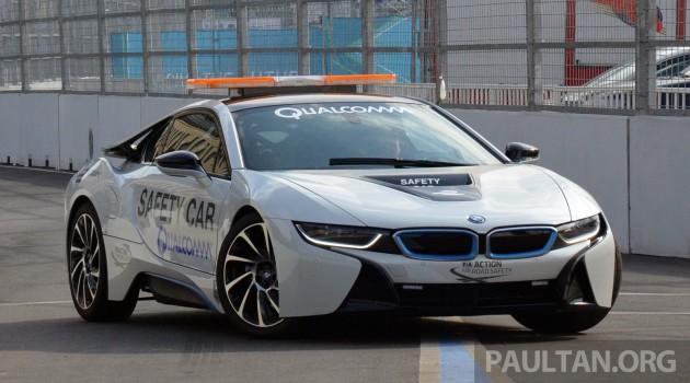 BMW i8 Formula E Safety Car 19
