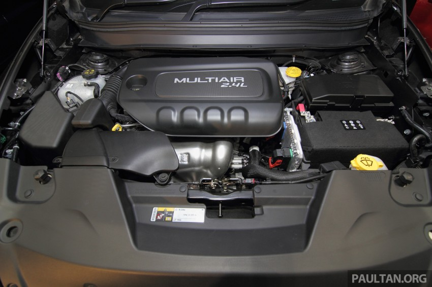 Jeep Cherokee launched in Malaysia, from RM349k Image #292358