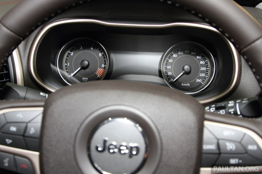 Jeep Cherokee launched in Malaysia, from RM349k Image #292390