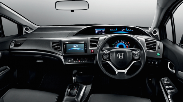 Honda Civic Facelift now in Malaysia - more kit, lower price