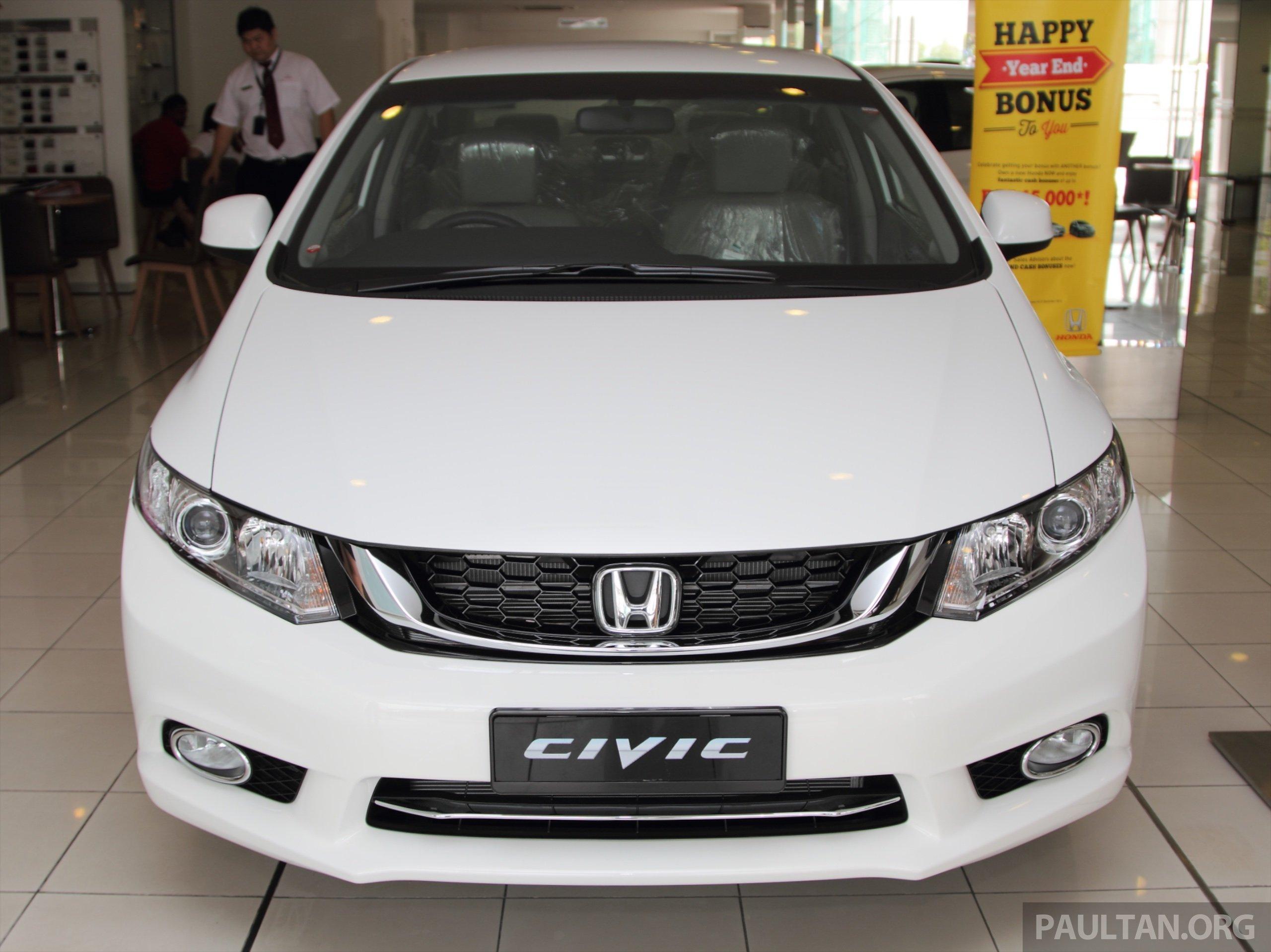 2014 civic si bodykit malaysia autos post