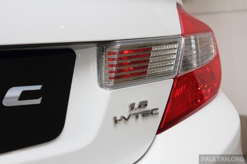 GALLERY: 2014 Honda Civic 1.8S facelift in showroom Image #288288
