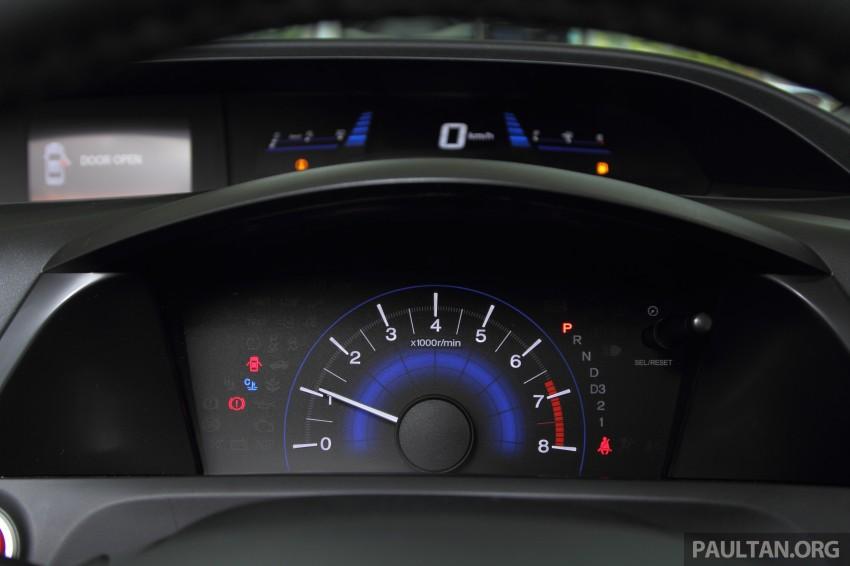 GALLERY: 2014 Honda Civic 1.8S facelift in showroom Image #288297
