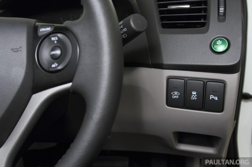 GALLERY: 2014 Honda Civic 1.8S facelift in showroom Image #288302
