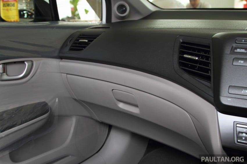 GALLERY: 2014 Honda Civic 1.8S facelift in showroom Image #288305