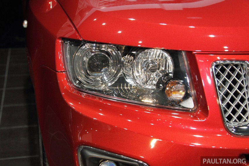 Jeep Compass Limited launched – 2.4 litre, RM249k Image #292262