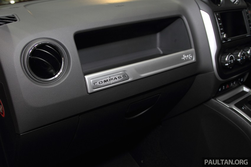 Jeep Compass Limited launched – 2.4 litre, RM249k Image #292295