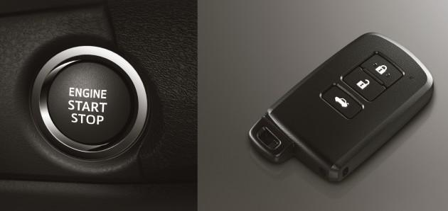 Corolla Altis 1.8G keyless