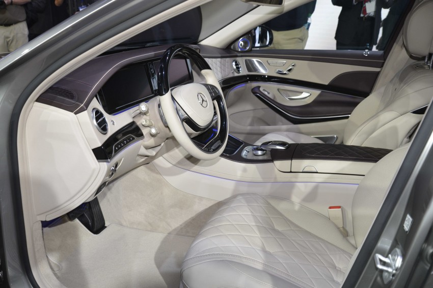 Mercedes-Maybach S 600 – all about the wheelbase! Image #290453