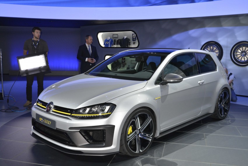Volkswagen Golf R 400 confirmed for production? Image #290474
