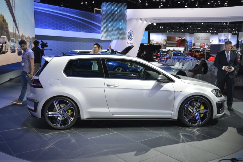 Volkswagen Golf R 400 confirmed for production? Image #290472