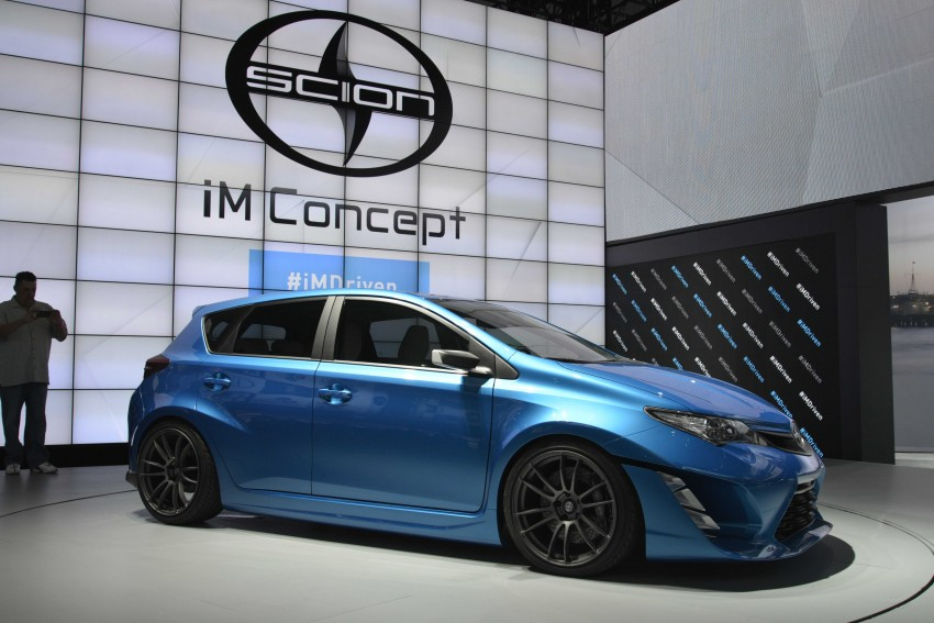 Scion iM Concept – production next year, under $20k Image #290462
