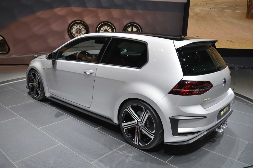 Volkswagen Golf R 400 confirmed for production? Image #290470