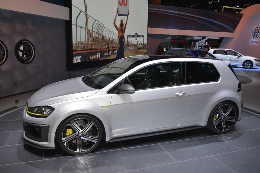 Volkswagen Golf R 400 confirmed for production? Image #290468
