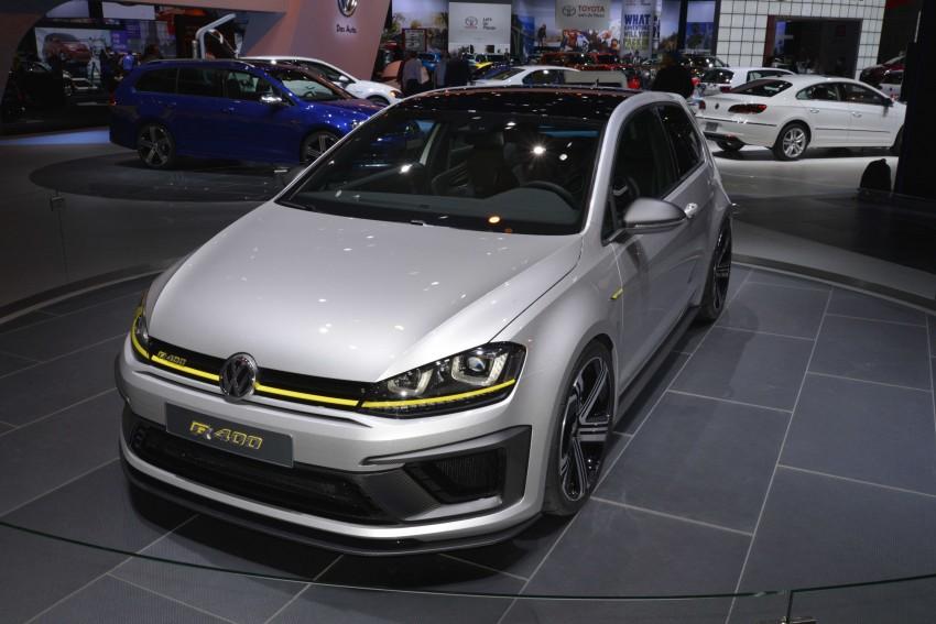Volkswagen Golf R 400 confirmed for production? Image #290469