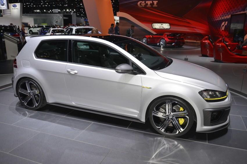 Volkswagen Golf R 400 confirmed for production? Image #290467
