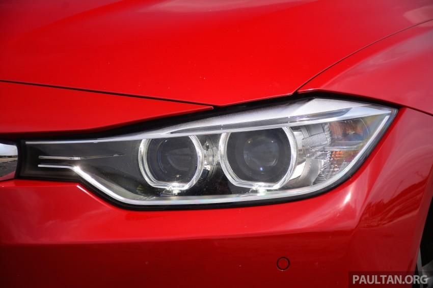 GALLERY: W205 Merc C-Class vs F30 BMW 3 Series Image #286286