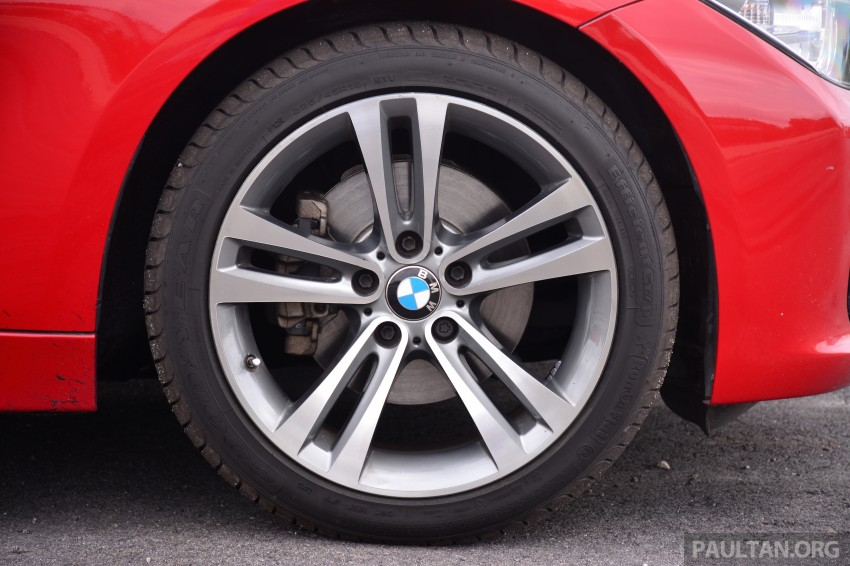 GALLERY: W205 Merc C-Class vs F30 BMW 3 Series Image #286290