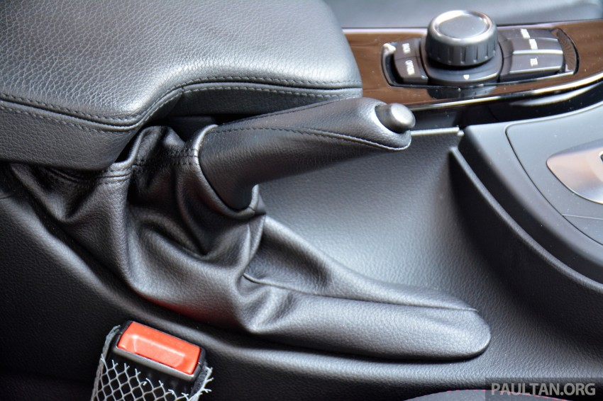 GALLERY: W205 Merc C-Class vs F30 BMW 3 Series Image #286310