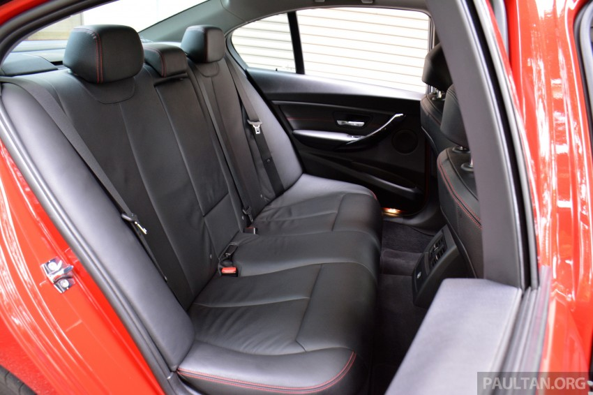 GALLERY: W205 Merc C-Class vs F30 BMW 3 Series Image #286317