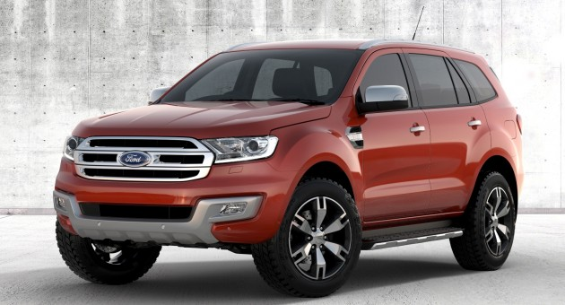 Ford Everest 01