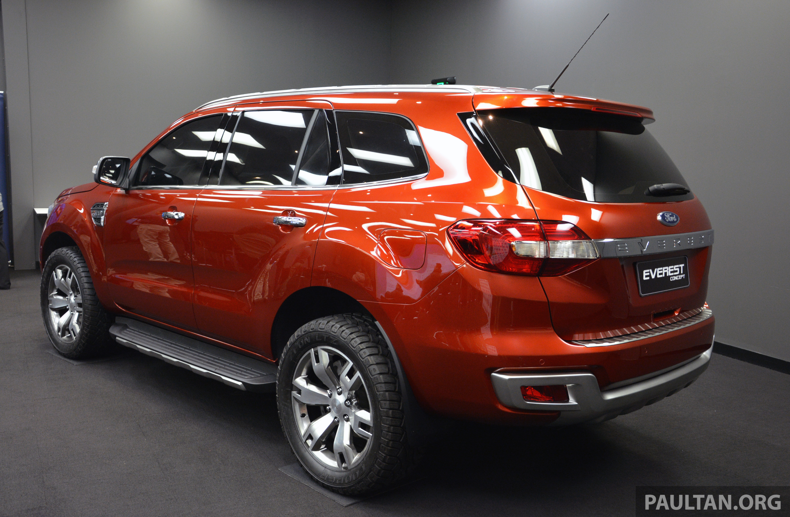 2015 ford endeavour new details out all new ford everest 2014