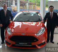 Ford Malaysia 2014 Sales