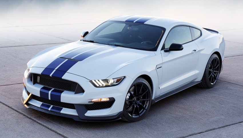 2016 Ford Mustang Shelby GT350 – flat-plane V8 pony Image #289013