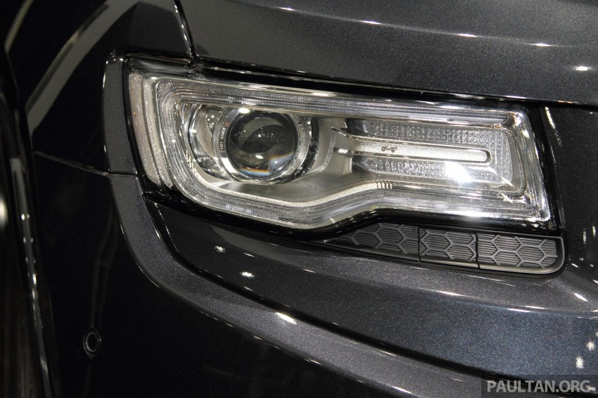 Jeep Grand Cherokee launched in M'sia, from RM449k Image #292340