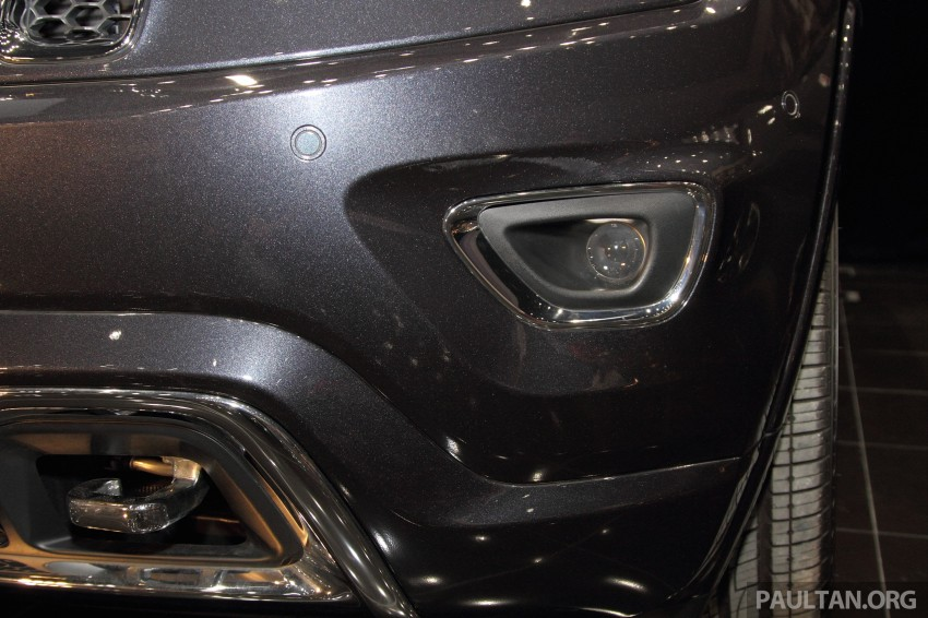 Jeep Grand Cherokee launched in M'sia, from RM449k Image #292349