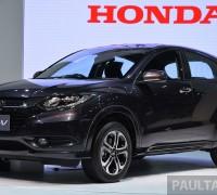 Honda HRV Thai Spec 1