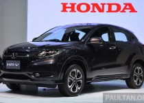 Honda HRV Thai Spec 1