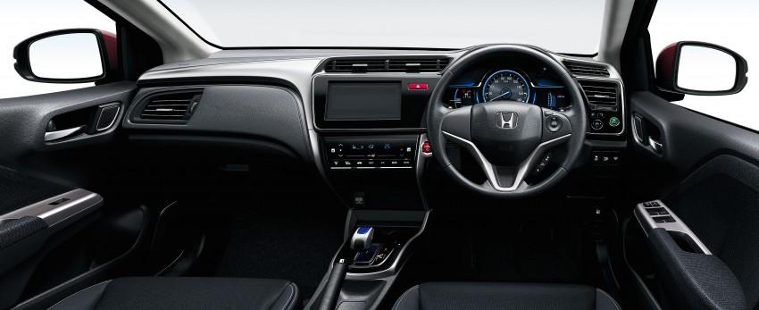 Honda City Hybrid unveiled in Japan as Honda Grace Image #284517