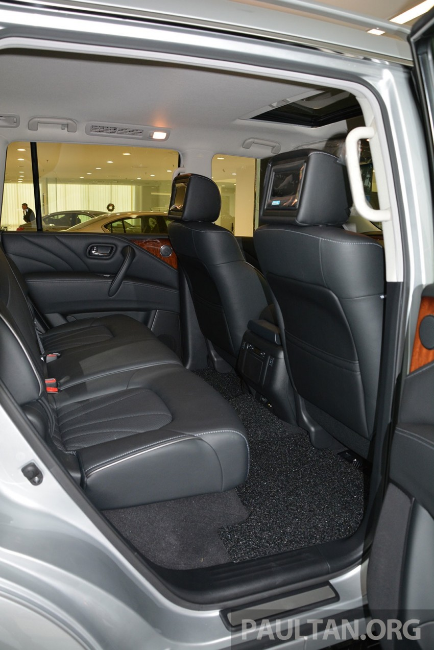 Infiniti QX80 now in Malaysia, 5.6 V8 SUV on sale 2015 Image #291609