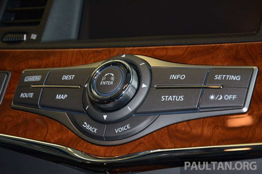 Infiniti QX80 now in Malaysia, 5.6 V8 SUV on sale 2015 Image #291627
