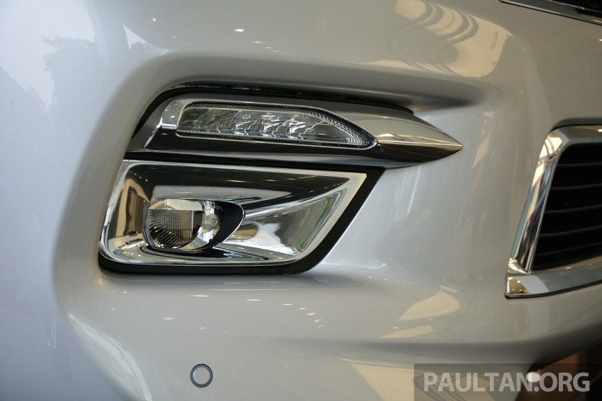 Infiniti QX80 now in Malaysia, 5.6 V8 SUV on sale 2015 Image #291600