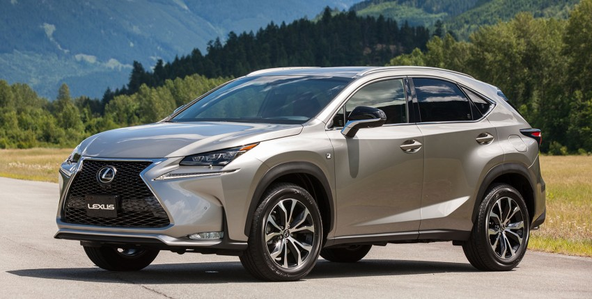 DRIVEN: Lexus NX 200t SUV tested in British Columbia Image #286415