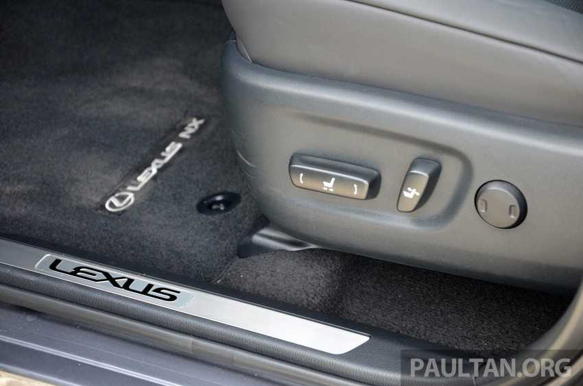 DRIVEN: Lexus NX 200t SUV tested in British Columbia Image #285841