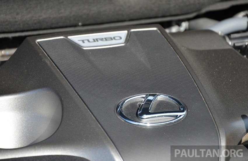 DRIVEN: Lexus NX 200t SUV tested in British Columbia Image #285844