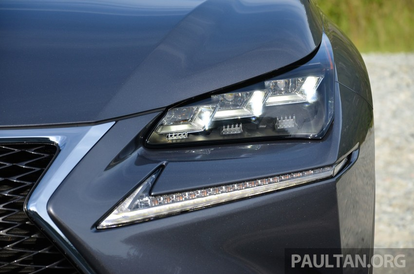DRIVEN: Lexus NX 200t SUV tested in British Columbia Image #285845