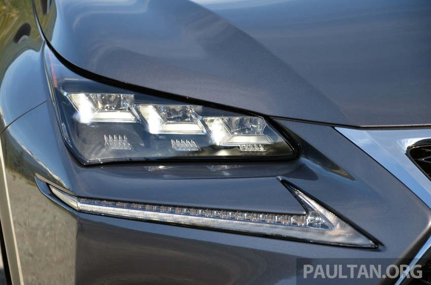 DRIVEN: Lexus NX 200t SUV tested in British Columbia Image #285846