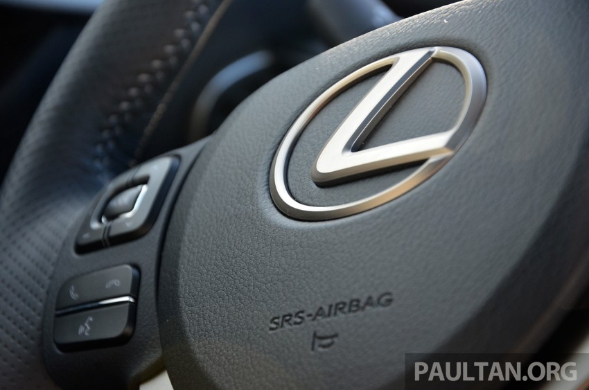 DRIVEN: Lexus NX 200t SUV tested in British Columbia Image #285849