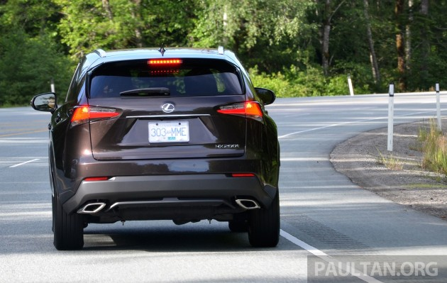 Lexus NX Canada Drive 24