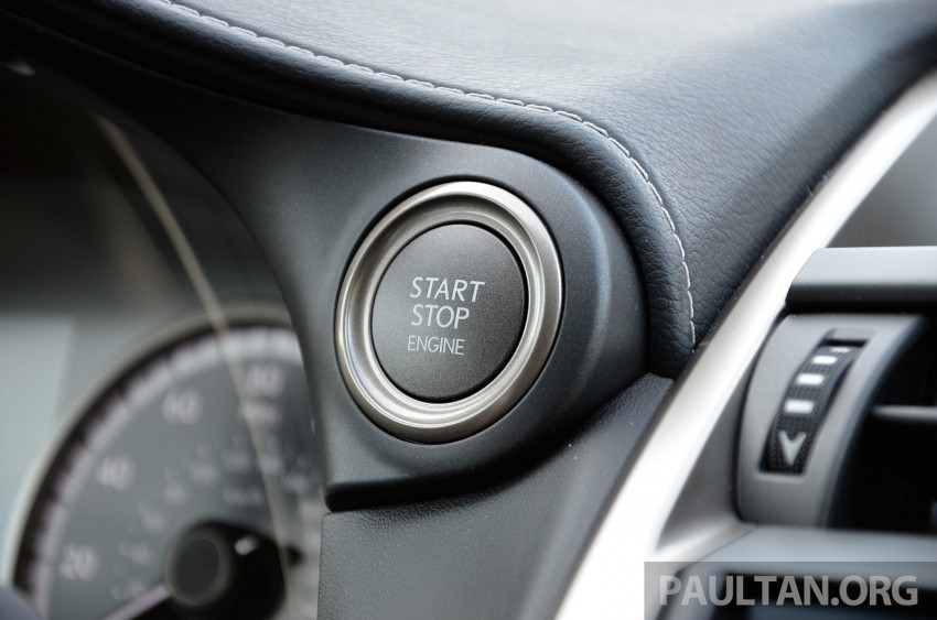 DRIVEN: Lexus NX 200t SUV tested in British Columbia Image #285855