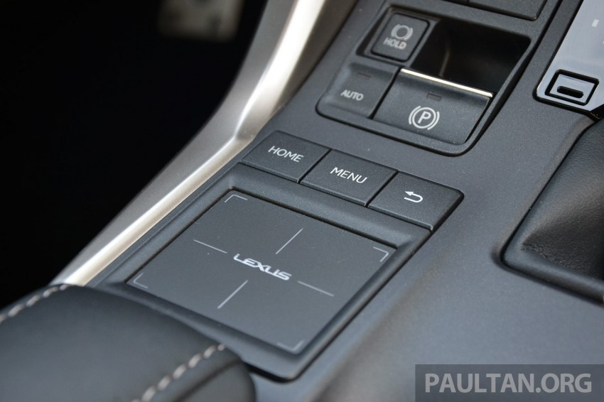 DRIVEN: Lexus NX 200t SUV tested in British Columbia Image #285857